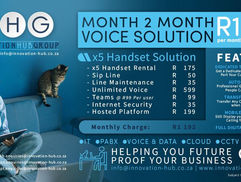 Voice Solution